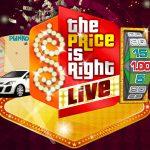 price is right live sands bethlehem event center