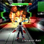 Burning Rangers Sega Saturn