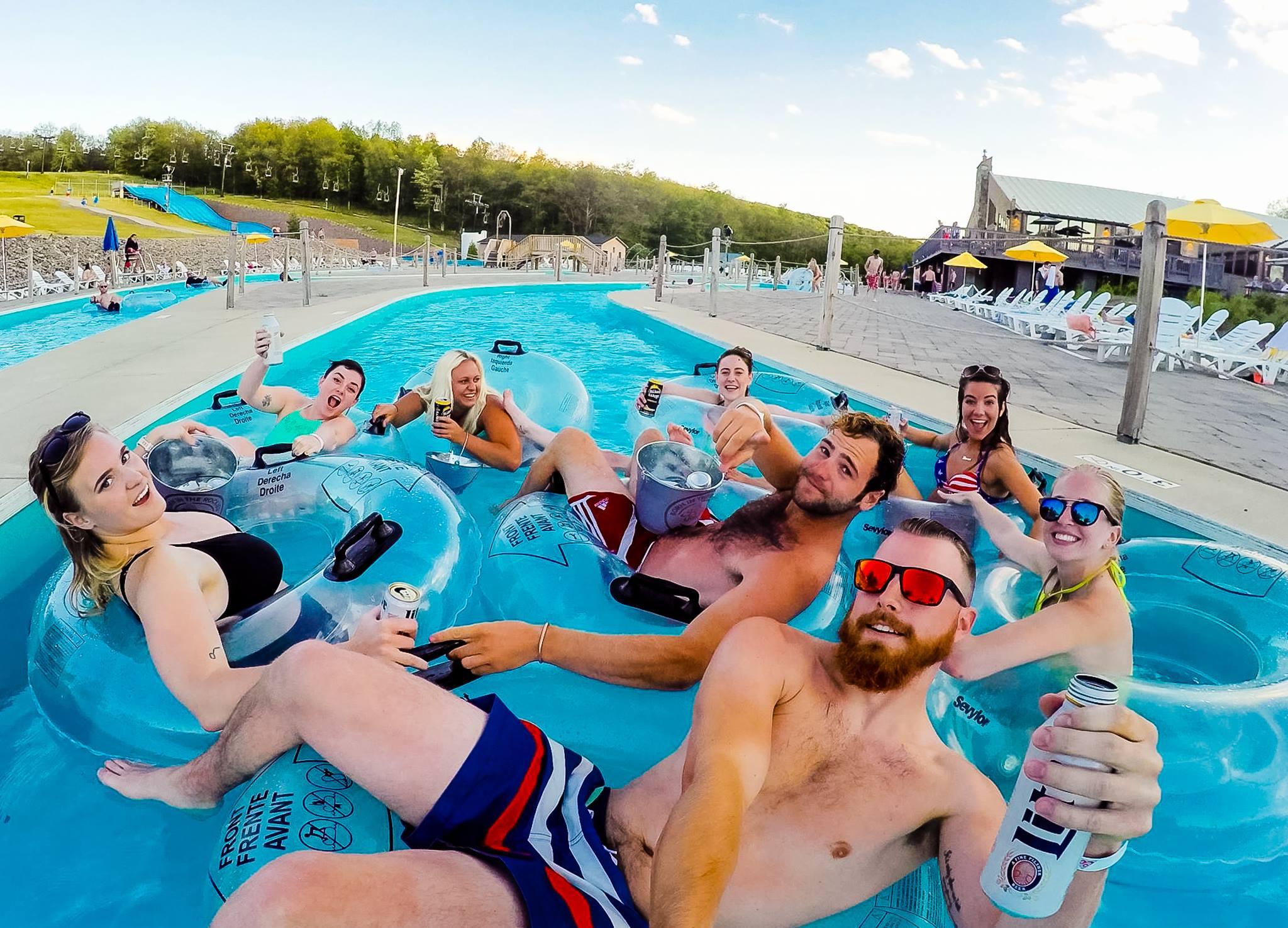 Montage Park City Pool