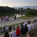 Performing Arts Institute Wyoming Seminary Jazz in July Along the River Common Wilkes-Barre
