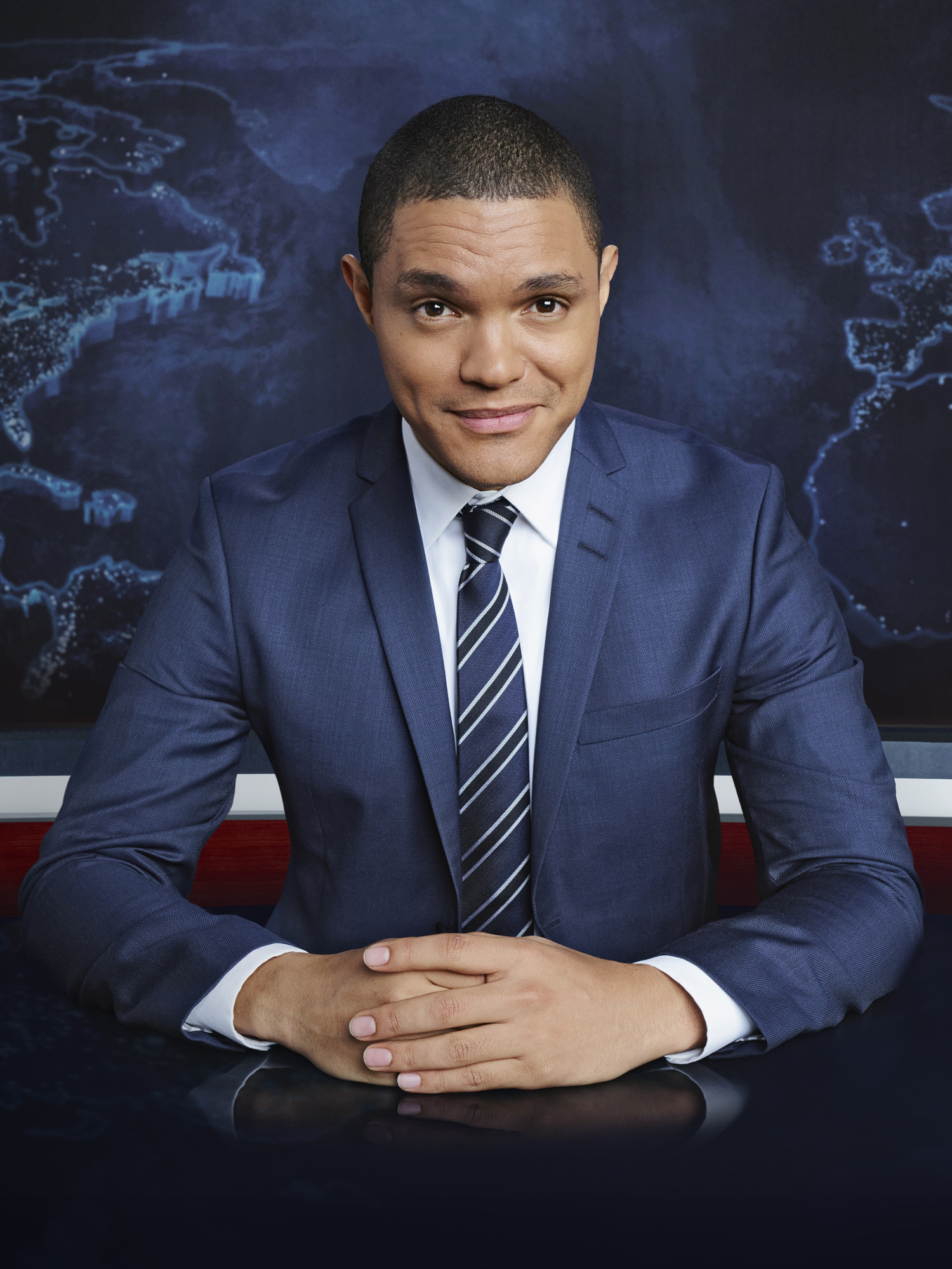 Daily Show Host Trevor Noah Performs Stand Up At Hershey