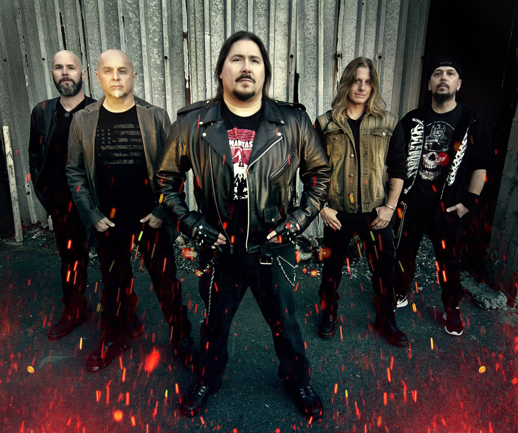 Classic Heavy Metal Band Attacker Hits Irish Wolf Pub In