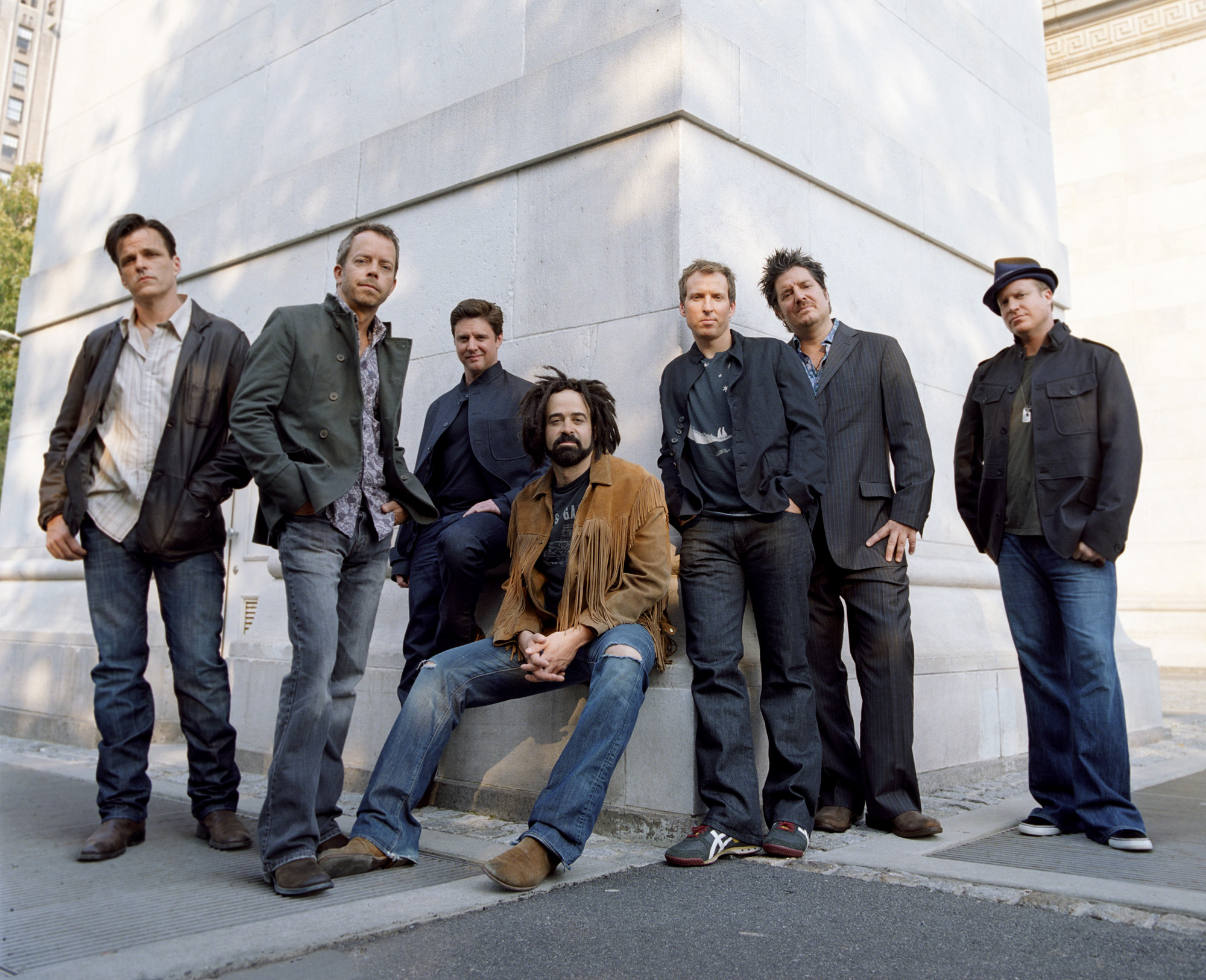 Multi platinum 90s rockers Counting Crows and Live play at Hersheypark Stadium on Aug 10