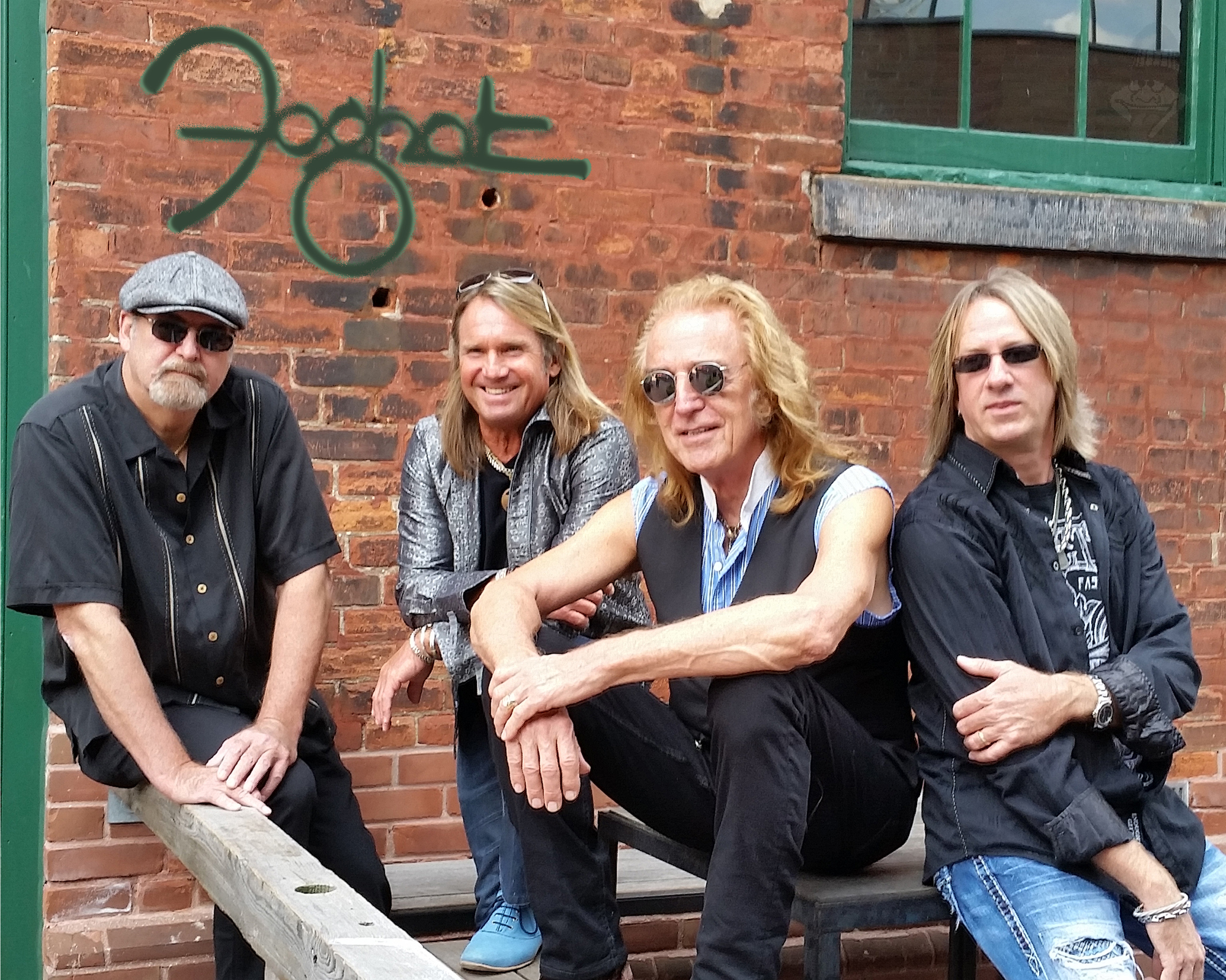 Classic rockers Foghat and Savoy Brown play at Kirby Center in Wilkes Barre on Sept 1