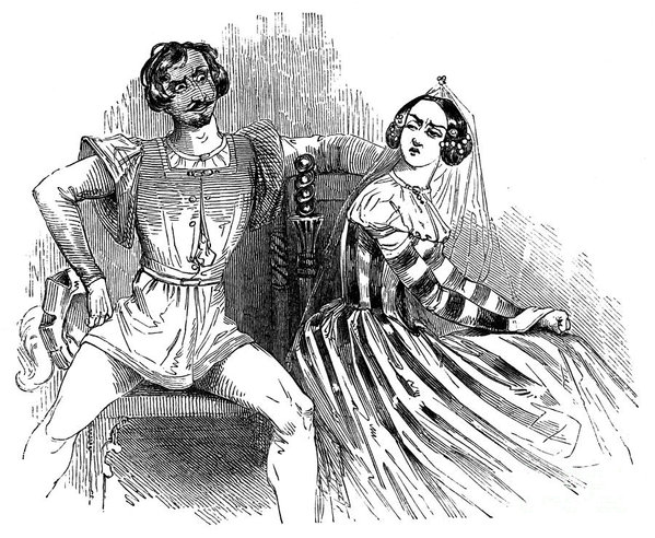 a summary of act iv scene i of taming of the shrew by william shakespeare Free summary and analysis of act 4, scene 3 in william shakespeare's the taming of the shrew that won't make you snore hortensio admires petruchio and thinks that he's the ultimate shrew-taming champion.
