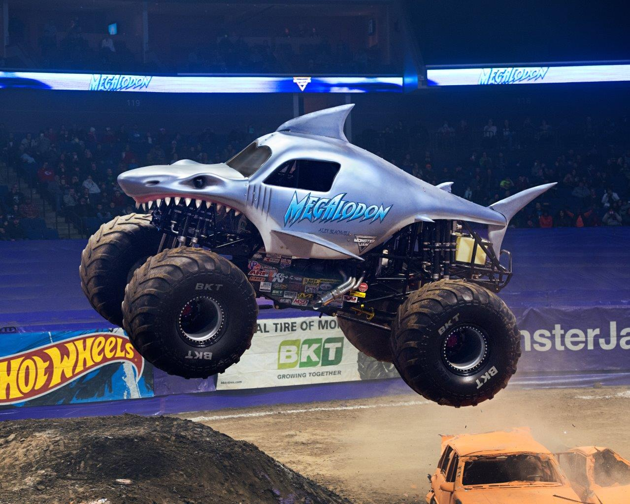 Monster Jam Rides Back Into Mohegan Sun Arena In Wilkes Barre April 26 28 Nepa Scene