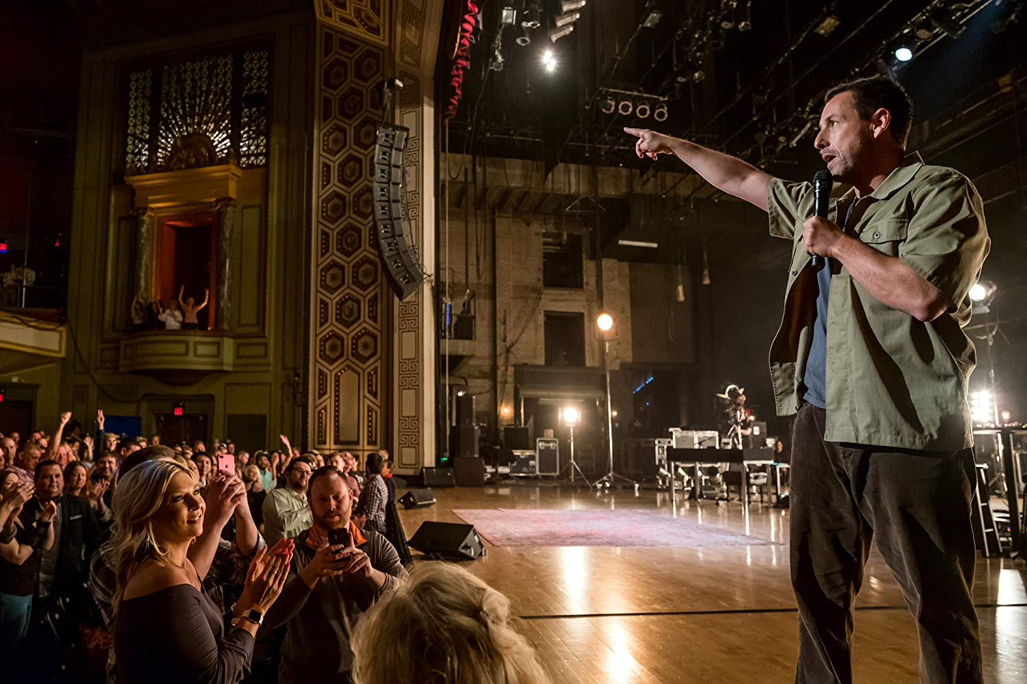 Adam Sandler takes '100% Fresher' comedy tour to Giant Center in