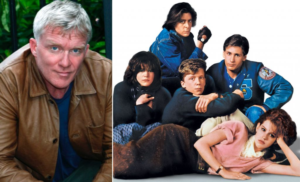 Talk To Actor Anthony Michael Hall Live At Breakfast Club Screening At Kirby Center In Wilkes Barre On Aug 17 Nepa Scene