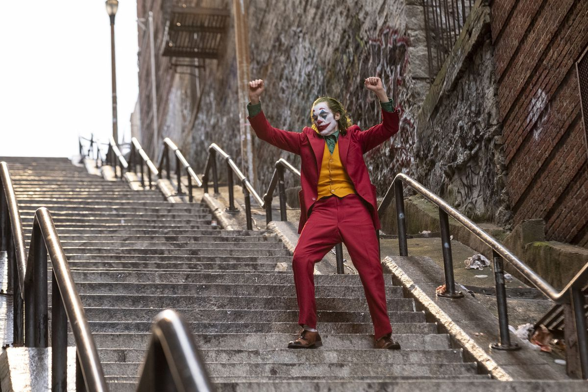 Joker Fans Flock To Bronx Stairway And New Yorkers